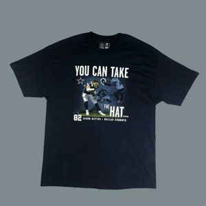 JASON WITTEN YOU CAN TAKE THE HAT COWBOYS MENS TEE